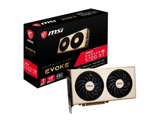 Radeon Msi 5700 Evoke XT OC