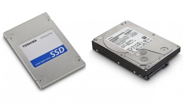 HDD i SSD