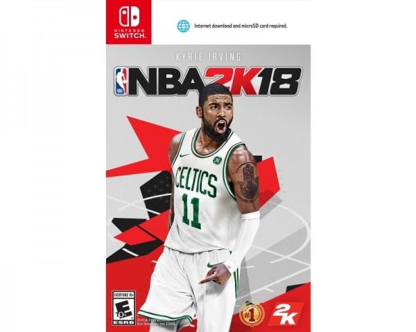 TAKE-TWO INTERACTIVE NBA 2K18 Switch