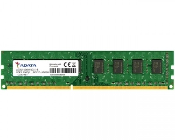 A-DATA DIMM DDR3 8GB 1600MHz AD3U1600W8G11-B