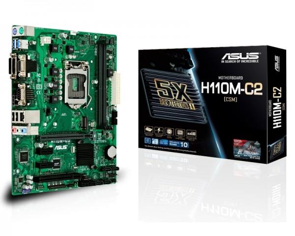 ASUS H110M-C2CSM