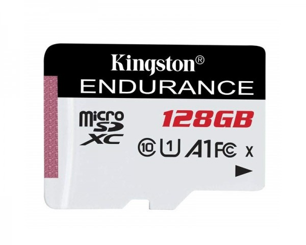 KINGSTON UHS-I microSDXC 128GB C10 A1 Endurance SDCE128GB