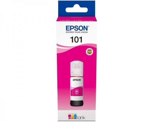 EPSON 101  T03V3 magenta mastilo