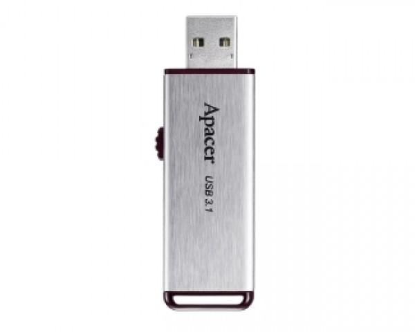 APACER 32GB AH35A USB 3.1 flash srebrni