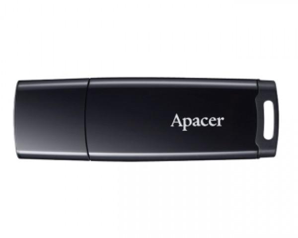 APACER 64GB AH336 USB 2.0 flash crni
