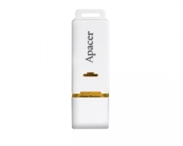 APACER 64GB AH223 USB 2.0 flash narandzasti