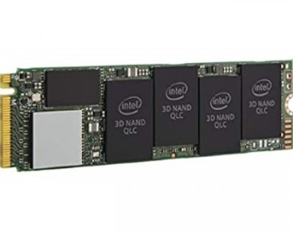 INTEL 512GB M.2 80mm SSD 660p Series SSDPEKNW512G8X1