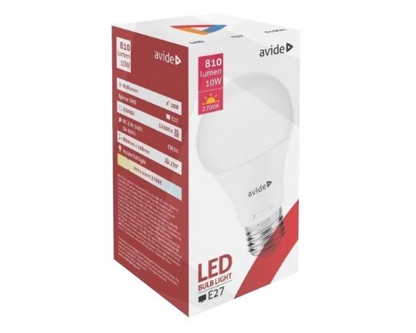 AVIDE ABG27EW-10W-AP G60 10W E27 2700K sijalica
