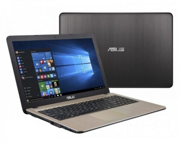 ASUS X540LA-DM974T 15.6'' FHD Intel Core i3-5005U 2.0GHz 4GB 256GB SSD Windows 10 Home crno-zlatni