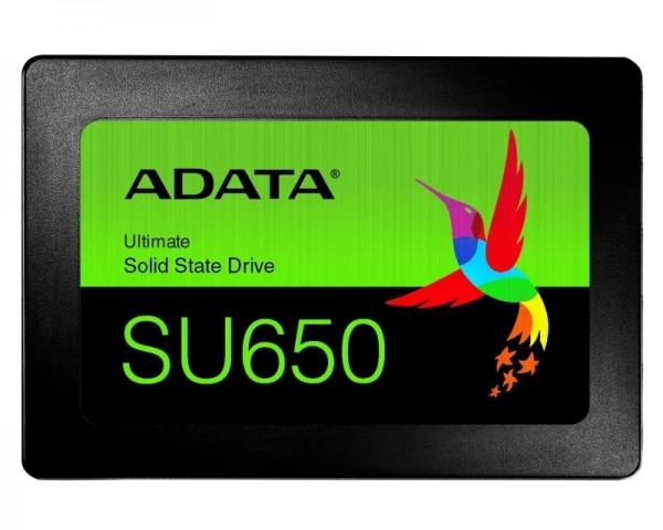 A-DATA 120GB 2.5'' SATA III ASU650SS-120GT-R SSD