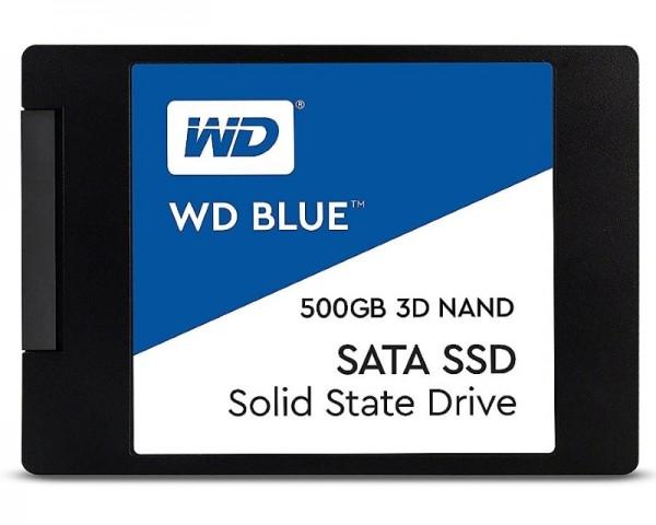 WD 500GB 2.5'' SATA III WDS500G2B0A Blue SSD