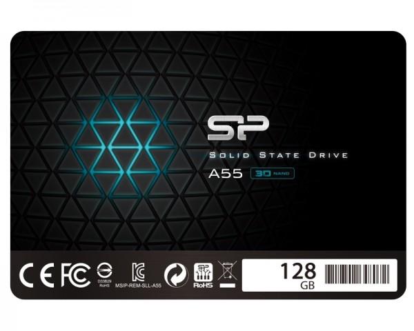 SILICON POWER 128GB 2.5'' SATA SP128GBSS3A55S25 A55 SSD