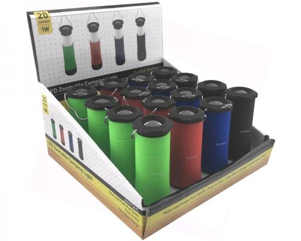 ENTAC ECL-1W-PL 1W Lampa zelena