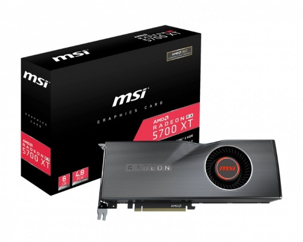 MSI Radeon RX 5700 XT Graphics 8G