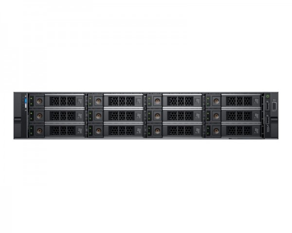 DELL PowerEdge R540 1x Xeon Silver 4110 8C 16GB H730P 600GB SAS 750W (1+1) 2yr NBD + šine za rack