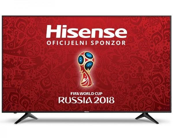 HISENSE 55'' H55A6100 Smart LED 4K Ultra HD digital LCD TV
