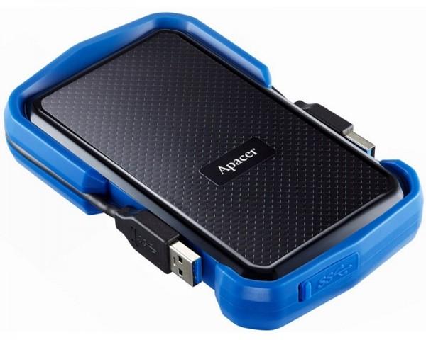 APACER AC631 2TB 2.5'' plavi eksterni hard disk