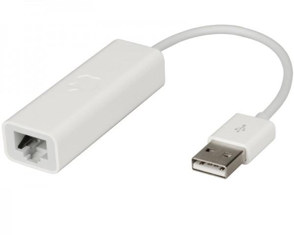FAST ASIA Adapter USB tip A (M) - RJ-45 (F) beli