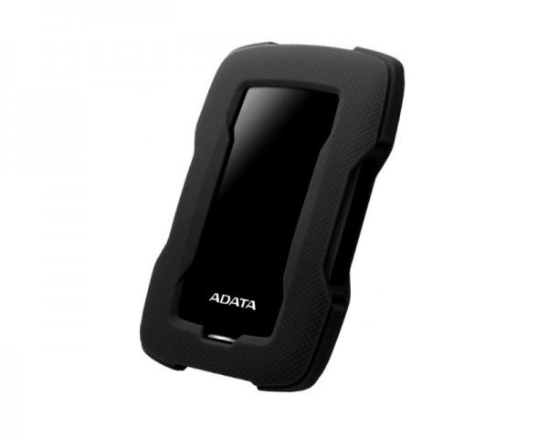 A-DATA 4TB 2.5'' AHD330-4TU31-CBK crni eksterni hard disk