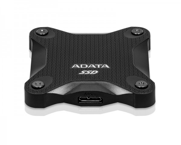 A-DATA 480GB ASD600Q-480GU31-CBK crni eksterni SSD