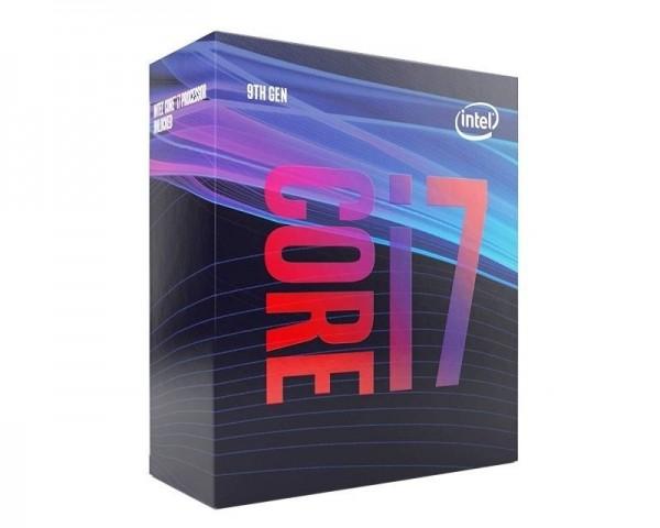 INTEL Core i7-9700F 8-Core 3.0GHz (4.7GHz) Box