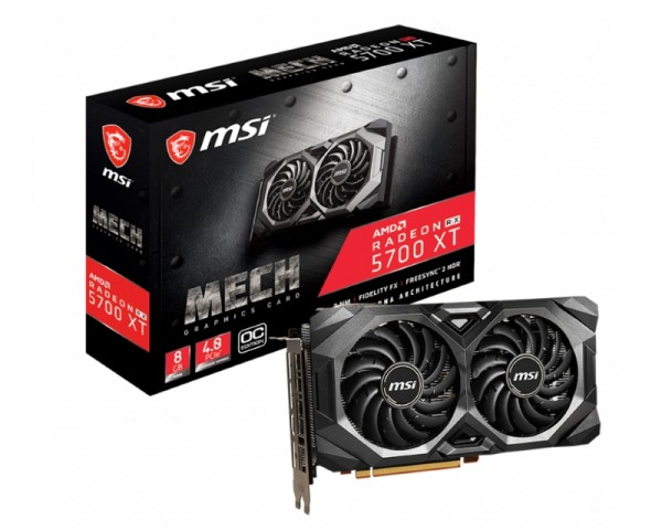 MSI Radeon RX 5700 XT MECH OC 8G