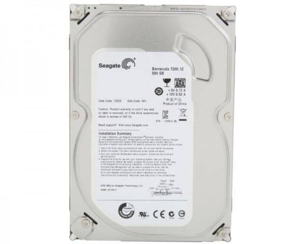 DELL OEM 500GB 3.5'' SATA 6Gbps 7.2k