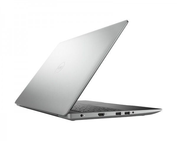DELL Inspiron 3582 15.6'' Celeron N4000 4GB 500GB FP srebrni Win10Home 5Y5B