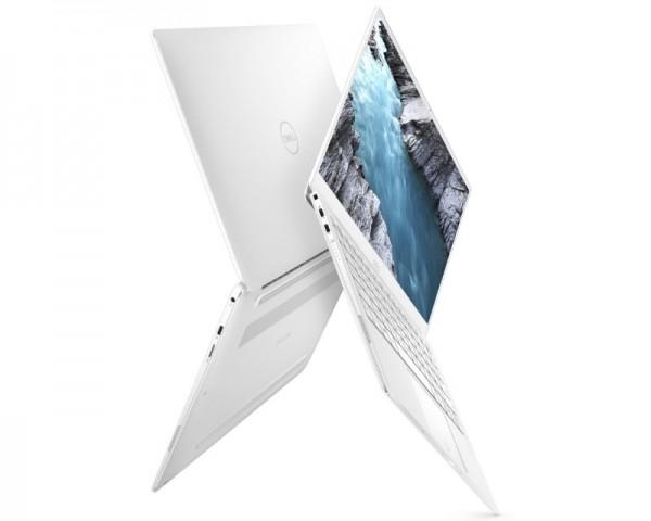 DELL XPS 9380 13.3'' 4K UHD Touch i7-8565U 16GB 512GB SSD Backlit FP Frost Win10Pro 5Y5B