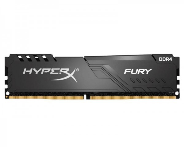 KINGSTON DIMM DDR4 4GB 3200MHz HX432C16FB34 HyperX Fury Black
