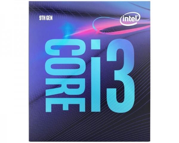 INTEL Core i3-9100 4-Core 3.6GHz Box