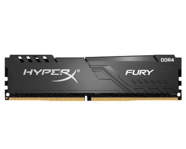 KINGSTON DIMM DDR4 4GB 3000MHz HX430C15FB34 HyperX Fury Black