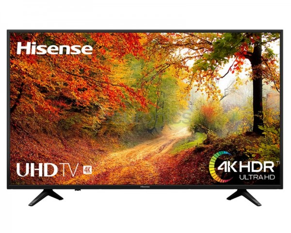 HISENSE 55'' H55A6140 Smart LED 4K Ultra HD digital LCD TV