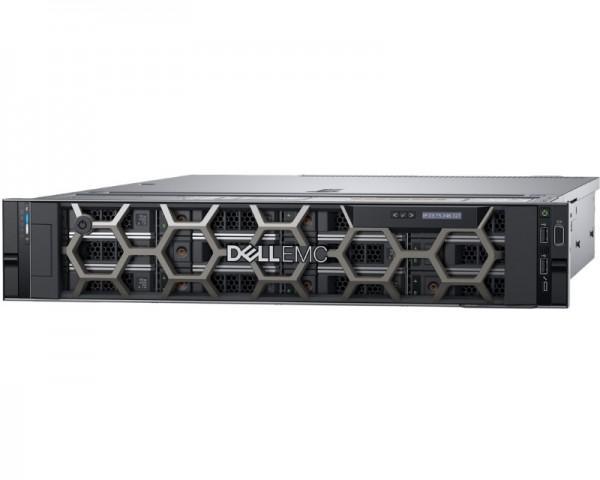 DELL PowerEdge R540 2x Xeon Silver 4208 8C 2x16GB H730P 600GB SAS 2x16GB SD 750W (1+1) 3yr NBD + šine za rack