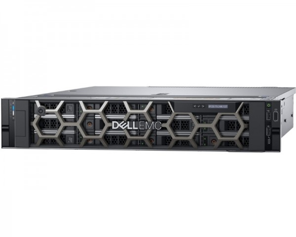 DELL PowerEdge R540 2x Xeon Silver 4208 8C 2x16GB H730P 600GB SAS 750W (1+1) 3yr NBD + šine za rack