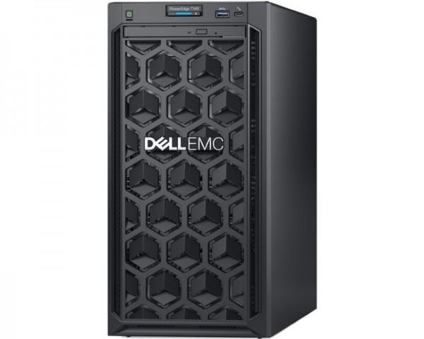 DELL PowerEdge T140 Xeon E-2134 4C 16GB H730P 2x4TB NLSAS DVDRW 365W 3yr NBD