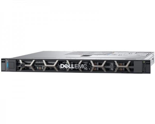 DELL PowerEdge R340 Xeon E-2124 4C 2x8GB H330 2x1TB SATA 350W (1+1) 3yr NBD + Sine za Rack