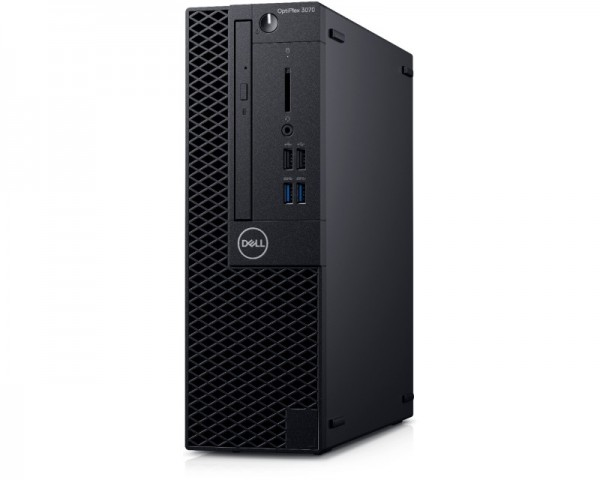 DELL OptiPlex 3070 SF i5-9500 4GB 1TB DVDRW Win10Pro64bit 3yr NBD