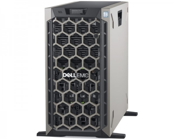 DELL PowerEdge T440 Xeon Silver 4110 8C 2x16GB H730P 600GB SAS 750W(1+1) 3yr NBD