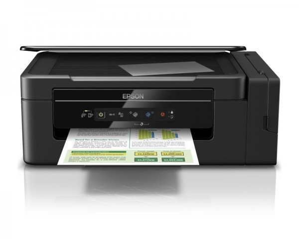 EPSON L3060 EcoTank ITS wireless multifunkcijski inkjet štampač