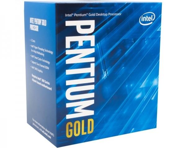 INTEL Pentium Gold G5600 2-Core 3.9GHz Box