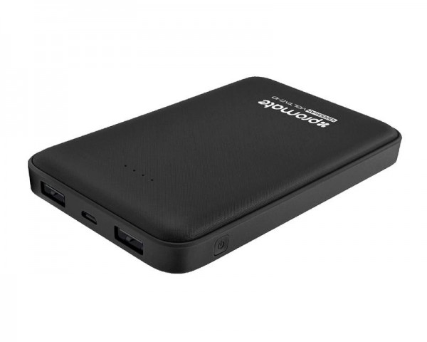 PROMATE VolTag-10 LITHIUM POLYMER Power Bank 10000mA crni
