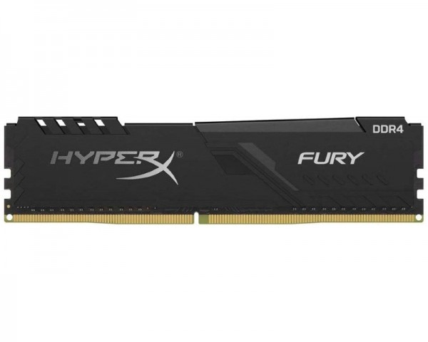 KINGSTON DIMM DDR4 4GB 2400MHz HX424C15FB34 HyperX Fury Black