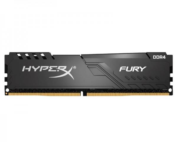 KINGSTON DIMM DDR4 8GB 3000MHz HX430C15FB38 HyperX Fury Black