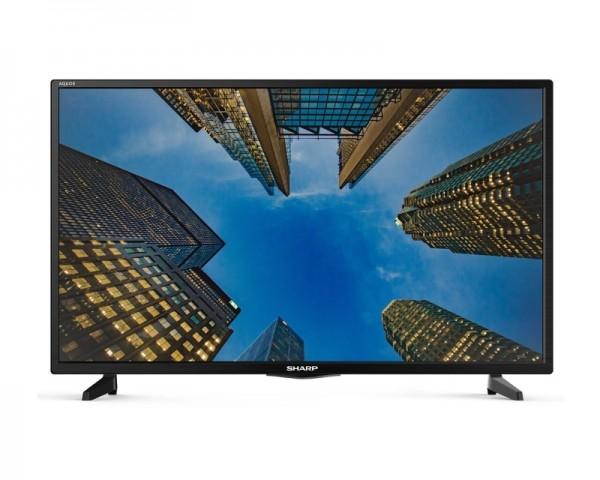 SHARP 32'' LC-32HG3342E digital LED TV + SSI7710BL Pegla