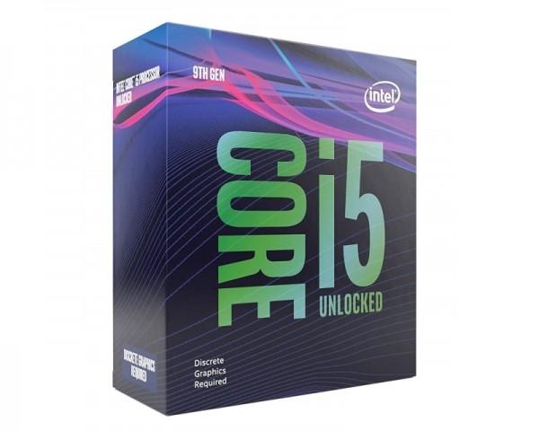 INTEL Core i5-9600KF 6-Core 3.7GHz (4.6GHz) Box