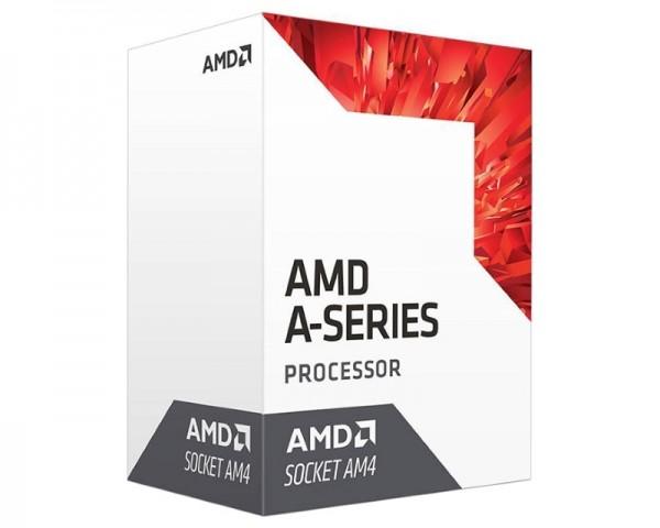 AMD A6-9400 2 cores 3.5GHz (3.7GHz) Radeon R5 Box