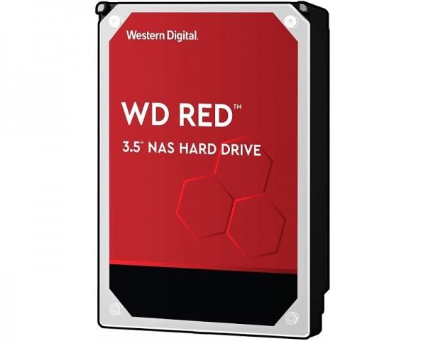 WD 12TB 3.5'' SATA III 256MB 5400 WD120EFAX Red