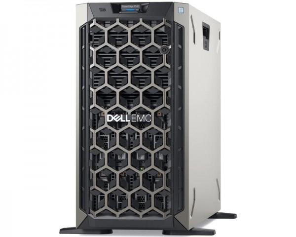 DELL PowerEdge T340 Xeon E-2124 4C 1x16GB 2TB NLSAS H730P 495W (1+0) 3yr NBD
