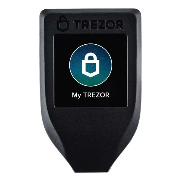 TREZOR Trezor T hard wallet digitalni novčanik